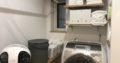 """【我が家の事件簿ファイル3】ベランダ事件。2階建てには""""ベランダ""""という固定概念を破壊する、究極の家事楽な洗濯。"""